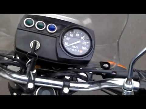 мотоцикл Минск М 125 X ( Minsk 125 X ) - YouTube