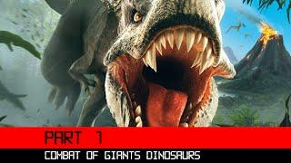 Combat Of Giants Dinosaurs Part 1 3DS HD Gameplay Walkthrough