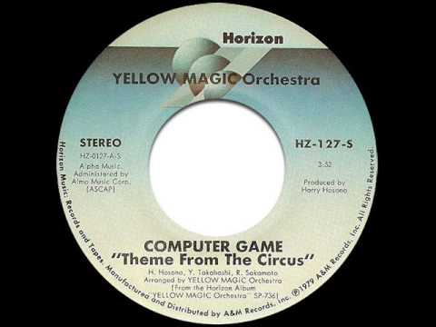 Yellow Magic Orchestra  Computer Game 7 Version