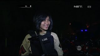 Dihampiri Polisi Cantik, Pria-pria Komunitas Honda CBR Asyik Modus - 86