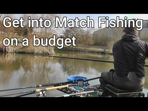 Buying Match Fishing Tackle Without Breaking The Bank / Fishing Tackle Buying Tips