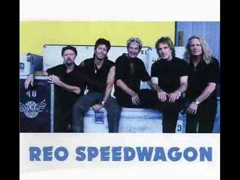 REO SPEEDWAGON - CAN'T FIGHT THIS FEELING - ROCK N ROLL STAR