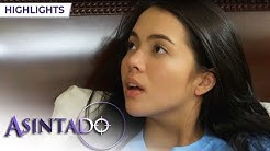 Asintado: Ana and Gael spreads the news about their baby | 149