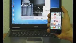 Беспроводной комплект видео наблюдения - www.spycamera.ru(Просмотр видеоизображения на сотовом телефоне. Установив специальную программу (java-приложение) на мобильн..., 2011-11-16T21:30:59.000Z)