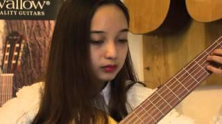 song from the garden guitar