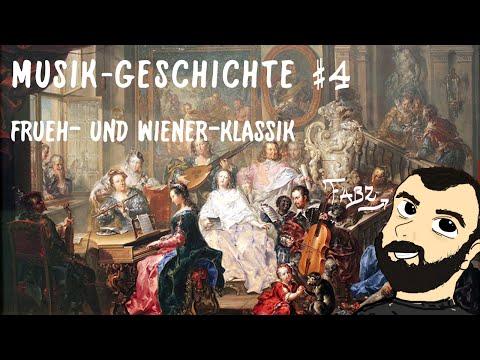 MUSIKGESCHICHTE #4 - Klassik