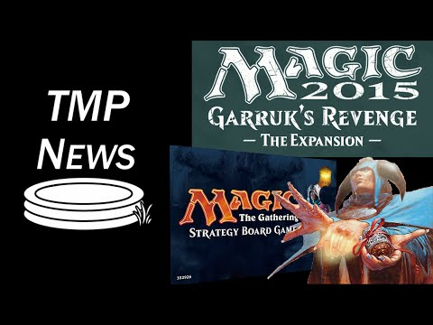 TMP News 10/23/2014 - Sleight of Hand at SCG Open, DotP Update, Strategy Board Game