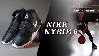 Nike Kyrie 6 實戰評測 / 譜出華麗變奏圓舞曲