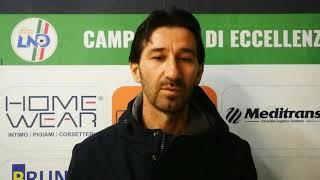 Corato Calcio, Loporchio: «Faremo ricorso per il punto perso»