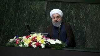 Iran promises to strengthen its military