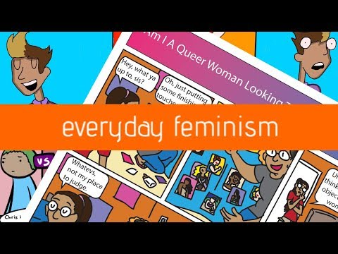 Art Review: Terrible Art of Everyday Feminism Comics