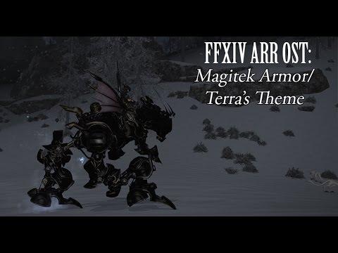FFXIV OST Magitek Armor / Terra's Theme ( Magiteknical Difficulties )