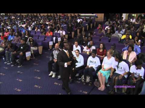 Bishop John Francis - Midnight Oil Summit 2011