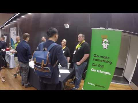 GoDaddy attends ASU Career Fair February 2017
