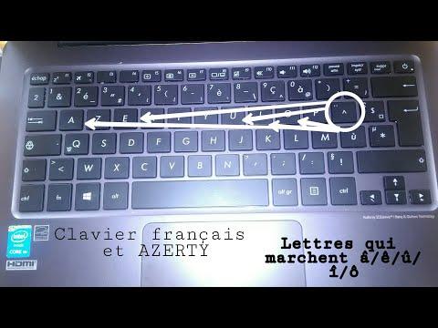 trouver le travail concepteur neuf et d'occasion prix bas Comment mettre un accent circonflexe avec un clavier d ...