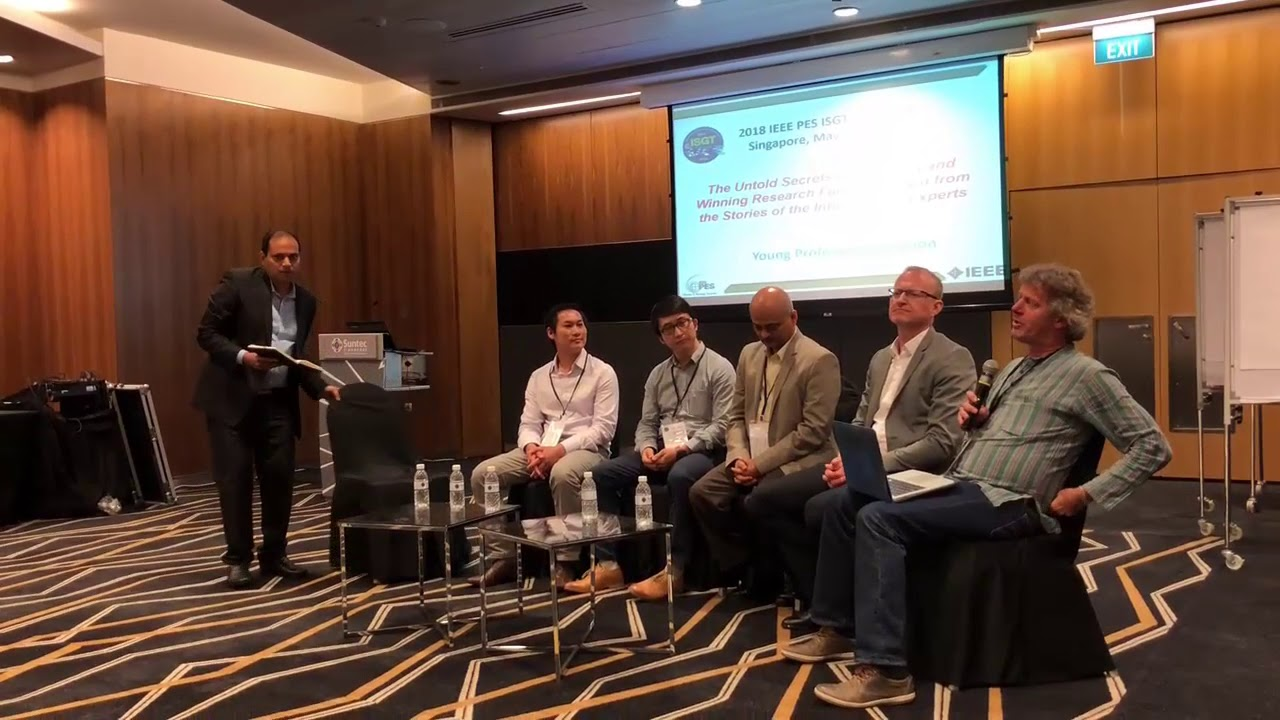IEEE Power & Energy Society Singapore Chapter | IEEE Power