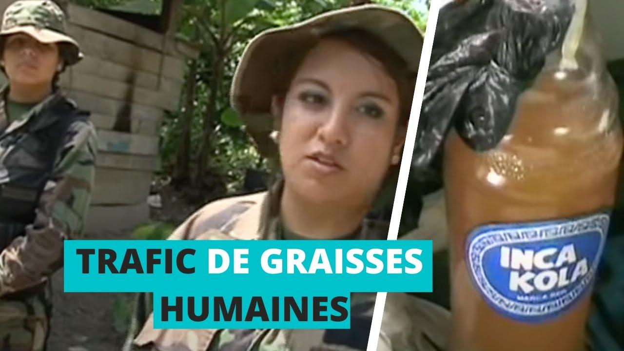 Download TRAFIC DE GRAISSES HUMAINES (Pérou) - L'Effet Papillon