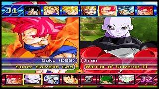 SAIU!!O Melhor MOD que EXISTE para Dragon Ball Z Budokai Tenkaichi 3 (PS2/PC)
