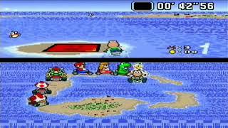 My favorite VGM 74 : Super Mario Kart - Koopa Beach