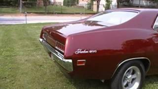 1970 Ford Fairlane Walk Around