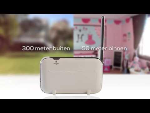 "Alecto Видео бебефон 2.8\"" - DVM80 #aVOQ-m4JNkI"