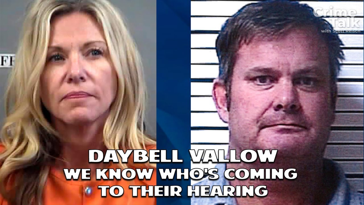 Daybell Vallow: We Know Who's Coming To Their Hearing - G. Maxwell Update and More!
