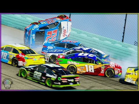 The Big One at Homestead!   Forza Motorsport 7   NASCAR