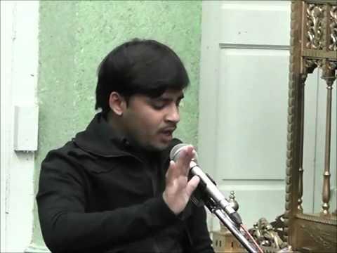 Aizaz Haider - Chairh diya hai zikr e maula mimber jaanay haider jaanay thumbnail