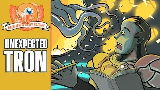 Much Abrew: Unexpected Tron (Modern)