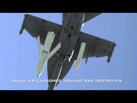 Противокорабельные ракеты США (LRASM)