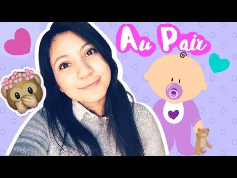 Mi Host Kid me dijo: I LOVE YOU 💖  Au Pair Vlog #23