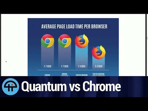 Firefox Quantum Tracking Protection vs Chrome Incognito Performance
