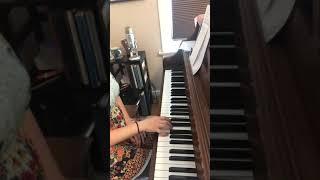 "Registers: Chest to head mix exercise on ""ya ya ya"" (soprano & alto)"