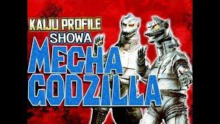 Mechagodzilla (Showa)|KAIJU PROFILE 【wikizilla.org】