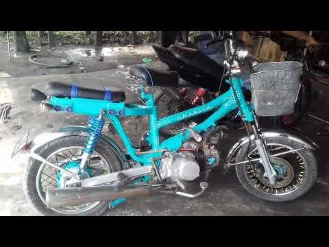 Modifikasi Motor Supra Jadi Sepeda Rosaemente Com