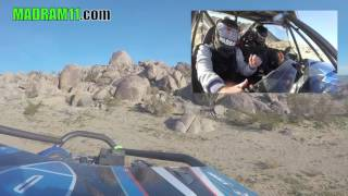 RIDE ONBOARD WITH MADRAM11 AND RANDY SLAWSON AT 2017 KING OF THE HAMMERS
