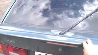 Электропривод замка багажника Ваз-2114