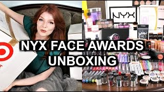 NYX FACE AWARDS | Top 30 UNBOXING 2016