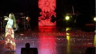 Марина Девятова. Концерт в Крокус Сити Холл (4 песни)