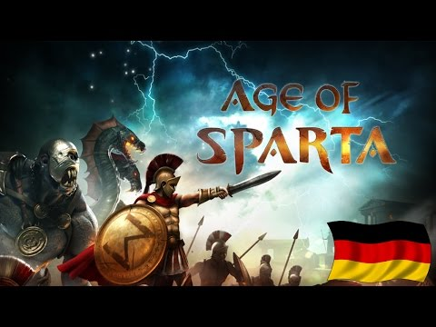 Preview: Age of Sparta (by Gameloft) - iOS / Android - Deutsch / German