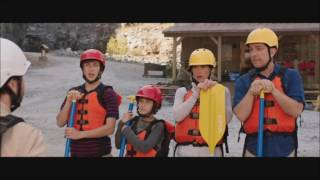 Vacation - White Water Rafting,  Grand Canyon scene
