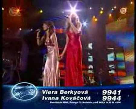 Ivka Kovačová + Vierka Berkyová - I'll stand by you