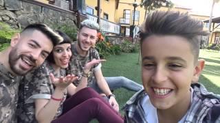 Making Of El Perdón - Adexe & Nau (Nicky Jam ft Enrique Iglesias Cover)