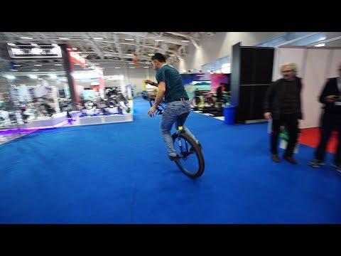 Unibike 2019'da tek Tekerlekli Aras, Wilier ve Orbea Standları - Unibike Expo 2019