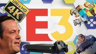 Microsoft. E3 2018. Пресс-конференция. Булджать