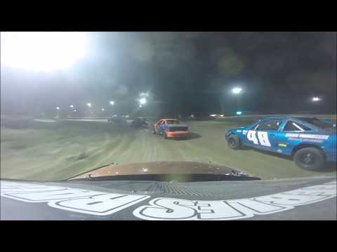 Deerfield Raceway July 29th, 2017 Compact heat and feature race
