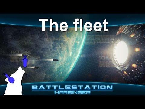 Battlestation: Harbinger - the fleet