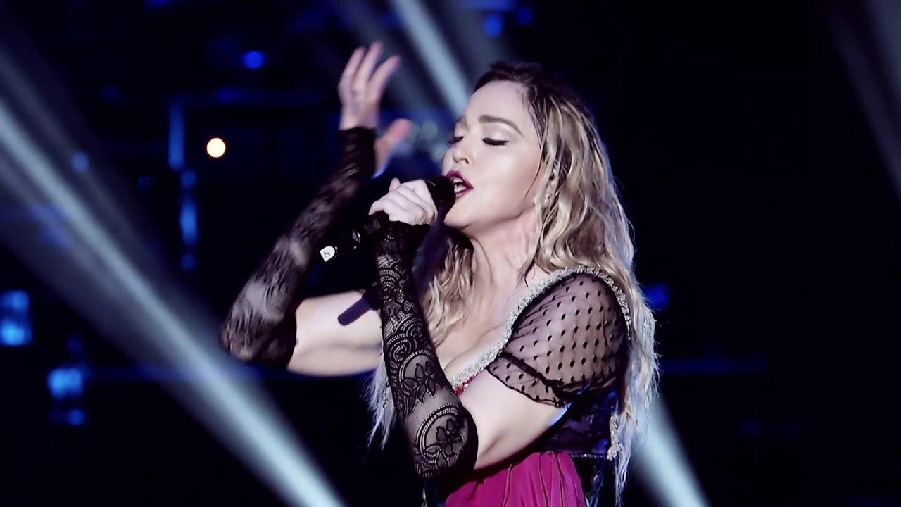 Madonna - Like a prayer (Live) - Rebel Heart Touryoutube.com
