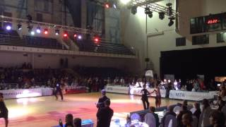 ������� ������ ���������� ����� Russian cup 2014