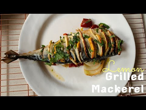 THIS GRILLED MACKEREL RECIPE SHOULD MAKE YOUR CHRISTMAS MENU